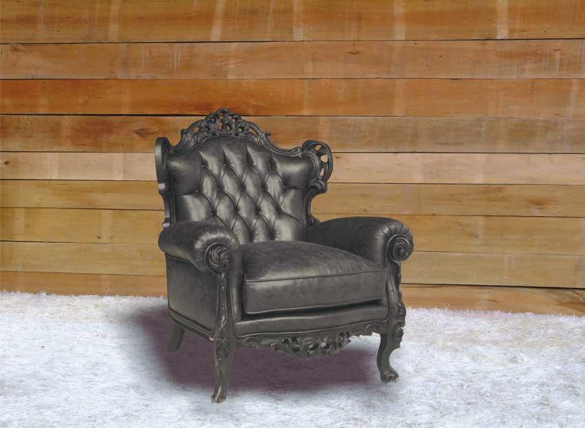 Кресло Austen armchair 4929, Angelo Cappellini / итальянская мебель барокко